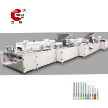 Hypodermic Syringe Needle Assembly Machine